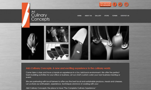 A & S Culinary Concepts