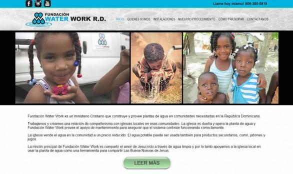 Fundación Water Work