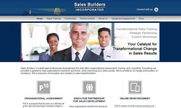 Sales Builders, Inc.