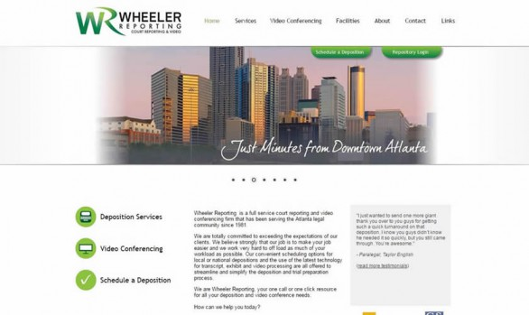 Wheeler Reporting