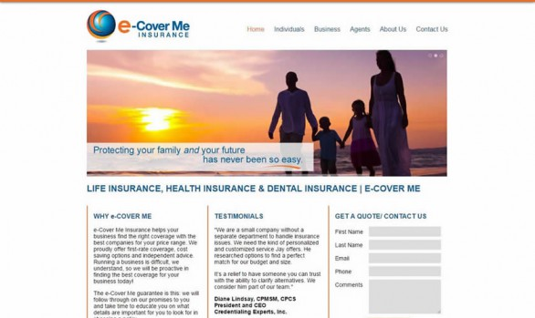 e-Cover Me Insurance