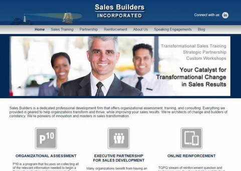 Sales Builders, Inc.